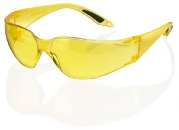 B-Brand Vegas Safety Spectacles (Yellow)